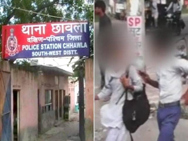 Video : दिल्ली में 9वीं क्लास के छात्र की हत्या, तो रोहतक में छात्रा को सरेआम मारा थप्पड़ और बनाया वीडियो