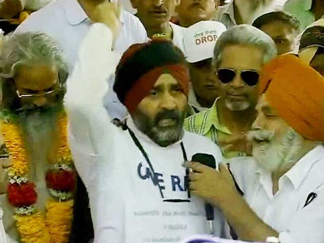 Video : Meet on OROP Inconclusive, Differences Persist