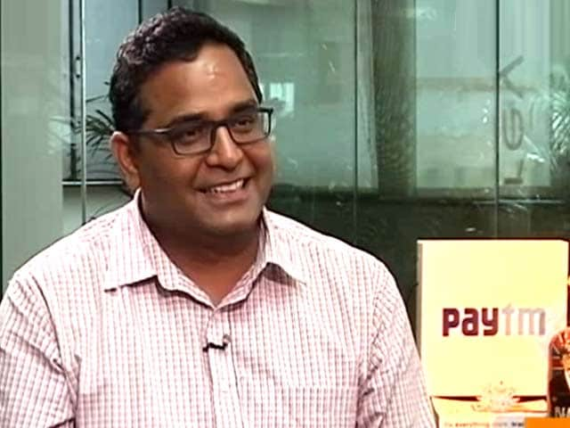 Video : From Rs 10 for a Meal to a Billion Dollar Startup, Meet the Man Behind Paytm