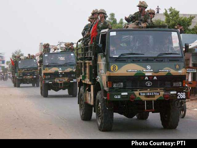 Video : 8 Killed in Gujarat Violence, Army Out in Four Cities