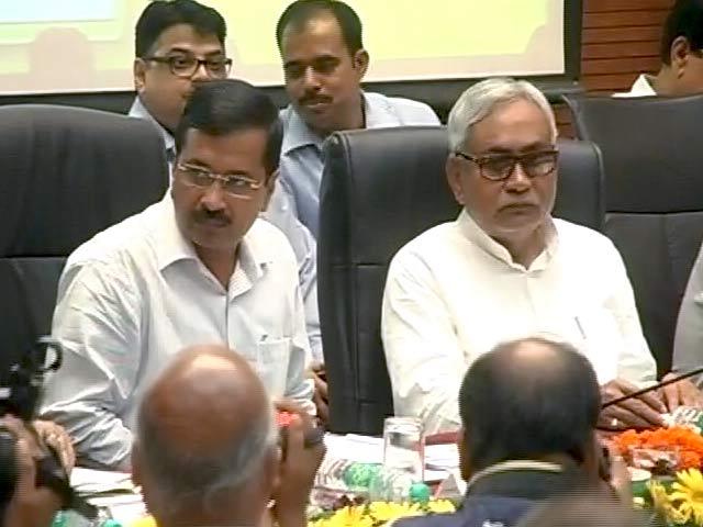 Videos : केजरीवाल का केंद्र सरकार पर निशाना, पटना दौरे पर की नीतीश की तारीफ