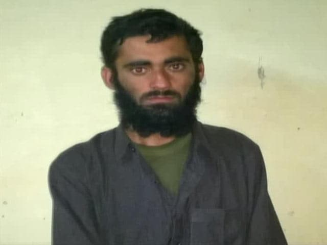 Video : Second Pakistani Terrorist Caught This Month in Jammu and Kashmir