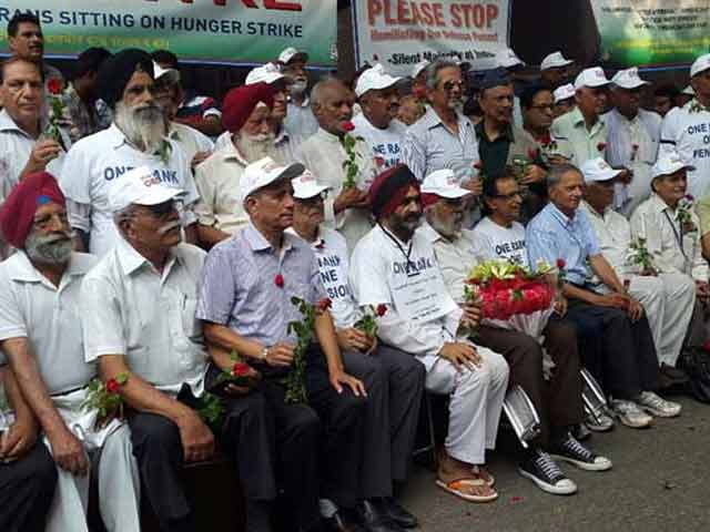 Video : 1965 War Victory Celebrations Dampened By OROP Protests