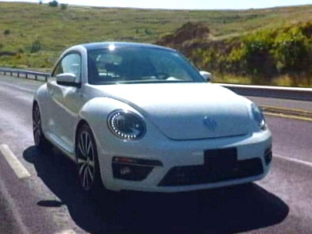 Video : The New Beetle