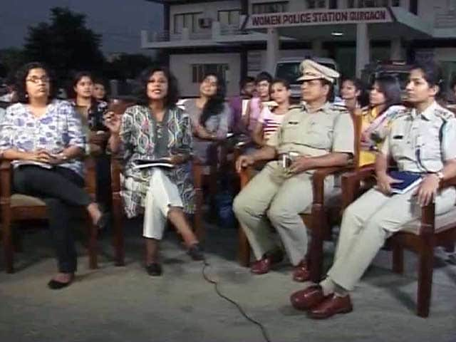 Video : All-Women Police Stations: Answer to Rising Crime?