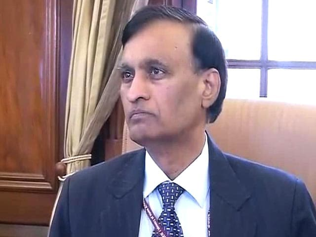 Video : 'Didn't Want to Continue,' Says LC Goyal After Exit as Home Secretary