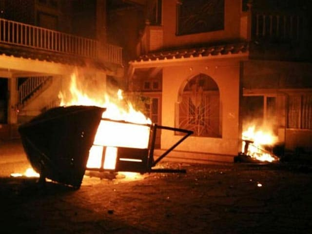 Video : Curfew in Manipur Town After 3 Dead in Violence, Minister's House Set on Fire