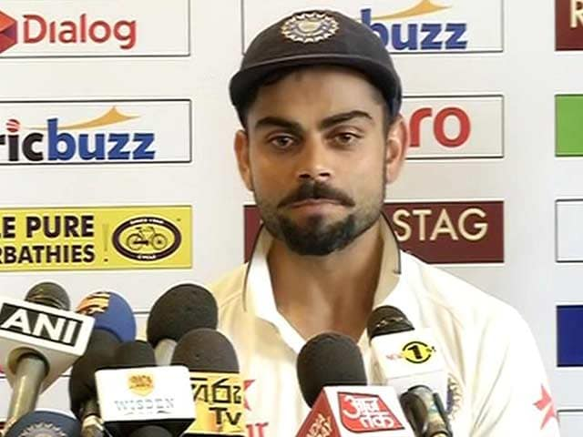 Video : Virat Kohli Lauds Team Effort for India's Series Win in Sri Lanka After 22 Years