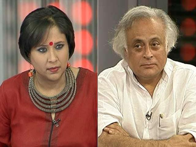 Video : Did Congress Abandon Narasimha Rao? Jairam Ramesh on His New Book