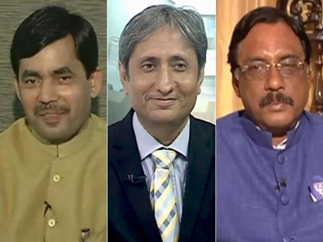 Videos : प्राइम टाइम : बिहार को लेकर आंकड़ों की बाजीगरी?