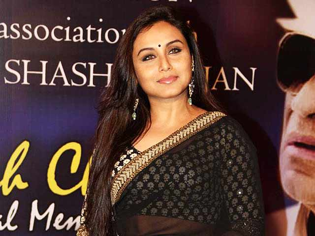 Rani Mukerji Expecting First Child