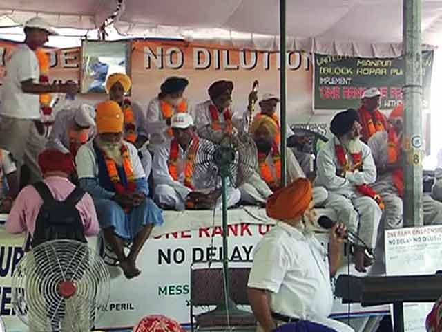 Videos : बैठक में वन रैंक वन पेंशन पर बात, पेंशन पर जल्द फैसला चाहता है संघ