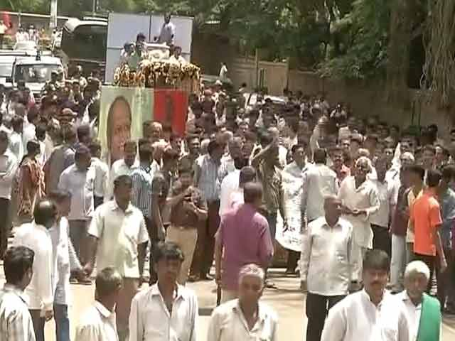 Video : Scholar MM Kalburgi's Murder: No Sketches, No Questioning, Preoccupied Cops
