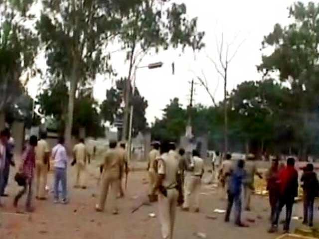 Videos : पटना में निषाद मंच का राजभवन मार्च, पुलिस ने प्रदर्शनकारियों पर किया लाठीचार्ज