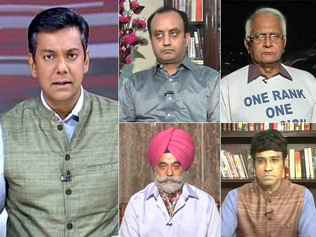 Video : One Rank One Pension: Has Government Overruled Veterans?