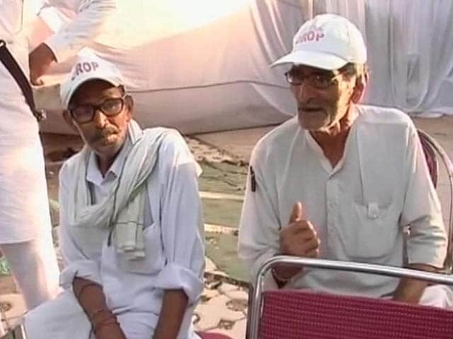 Video : Even After One Rank One Pension, Why The Agitation Lives On