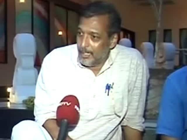 Video : किसानों की बदहाली देखकर बैठा नहीं रह सकता : नाना पाटेकर