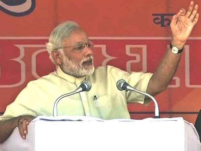 Video : We Made a Promise and We Are Fulfilling It, Says PM Modi on OROP