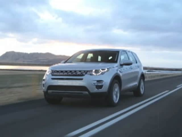 Video : Land Rover Discovery Sport Launched