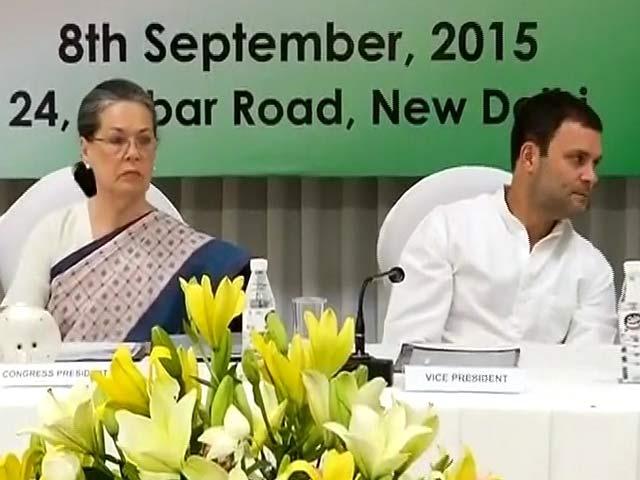 Video : 'Hawaa Baazi,' Scoffs Sonia Gandhi on PM Narendra Modi's Poll Promises