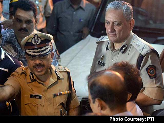 Video : Rakesh Maria, No Longer In Charge of Mumbai, Remains Chief of Sheena Bora Case