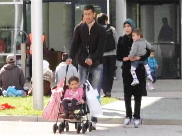 Video : Ordeal Has Finally Come to an End, Say Refugees After Reaching Germany