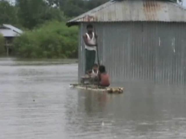 Video : As Waters Recede, 10 Lakh Still Affected in Assam Floods