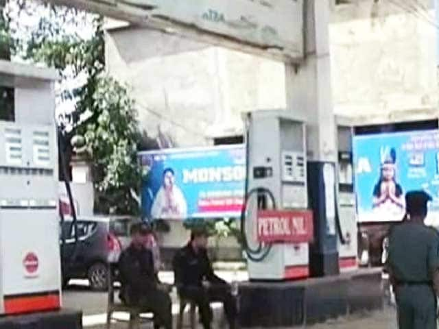 Video : In Fuel-Starved Manipur, Pay Rs. 180 for a Litre of Petrol