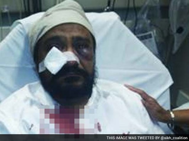 Video : Elderly Sikh-American brutally assaulted in US, called 'Bin Laden'
