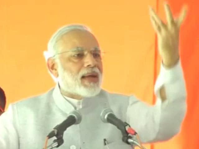 Video : PM Modi Addresses BJP Workers in Bhopal