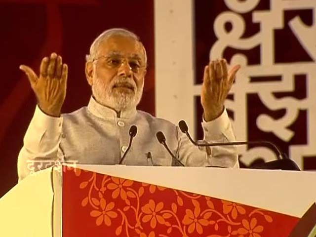 Video : Hindi Will Be at Top in Digital World, Says PM Modi