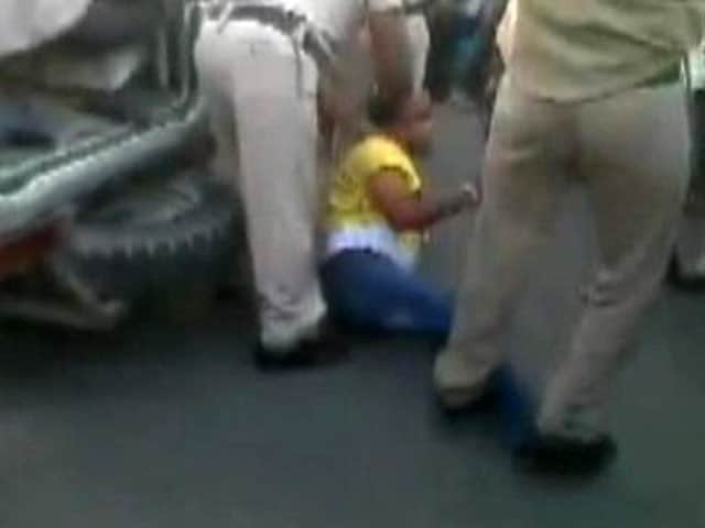 Video : Video Surfaces in Alleged Custody Death Case, Now AAP on Warpath