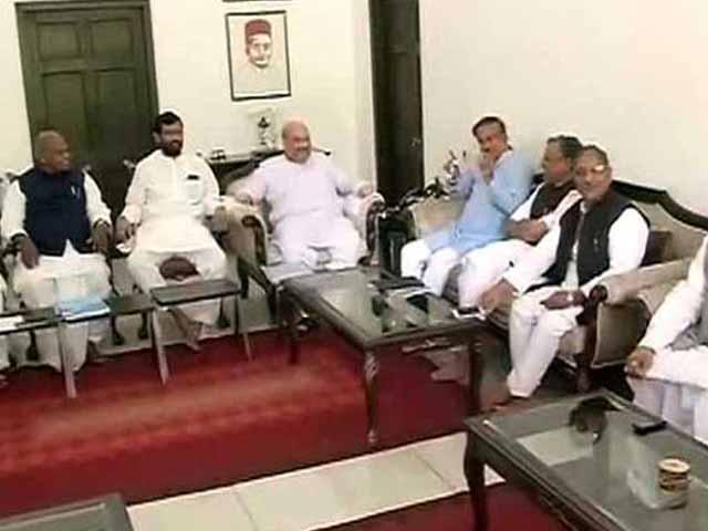 Video : Seat Sharing in Bihar: NDA Struggles as Allies Pile on Pressure