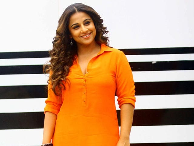 Vidya to Star in Marathi Film