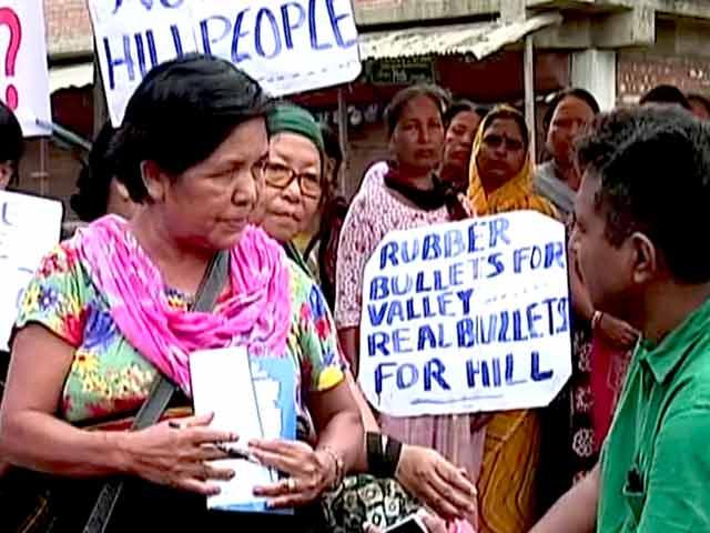 Video : एनडीटीवी इंडिया स्पेशल : मझधार में मणिपुर