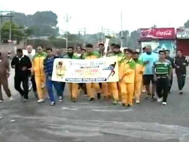 Video : Thousands to take Part in First International Marathon Along Dal Lake