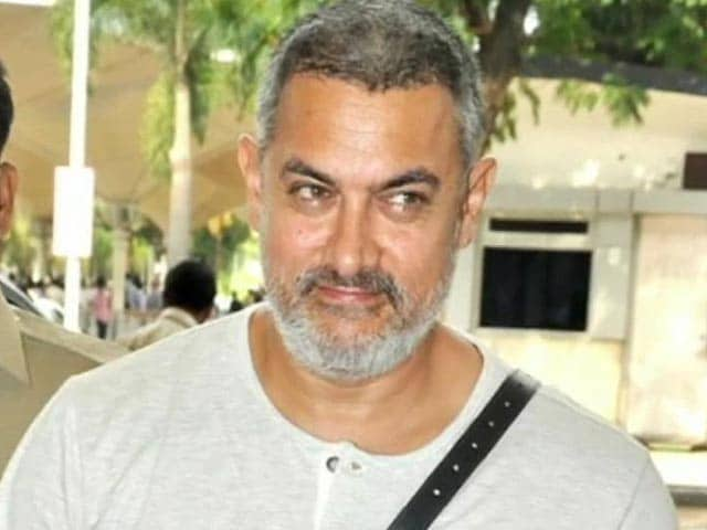 Video : Aamir Khan Prepped to Shoot For <i>Dangal</i>