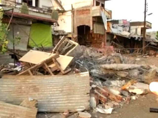 Video : It Wasn't Gas Cylinder That Killed Over 90 In Madhya Pradesh Restaurant