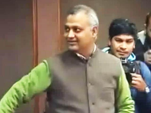 Video : सोमनाथ भारती को राहत, गिरफ्तारी पर दो दिन की रोक