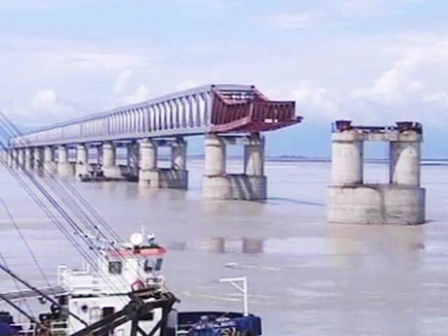 Video : Assam Bridge That Could Save Lives Turns Into Weakest Link