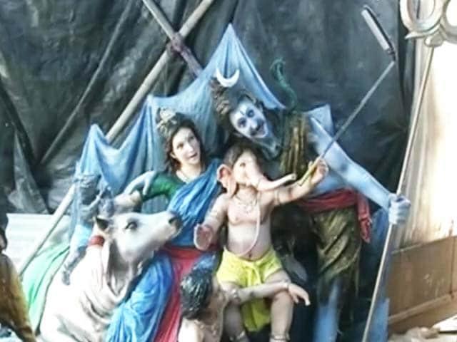 Video : भगवान हुए ट्रेंडी, गणेश जी का 'सेल्फी' अवतार