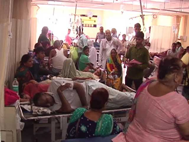 Video : How This Delhi Hospital is Coping With the Dengue Crisis