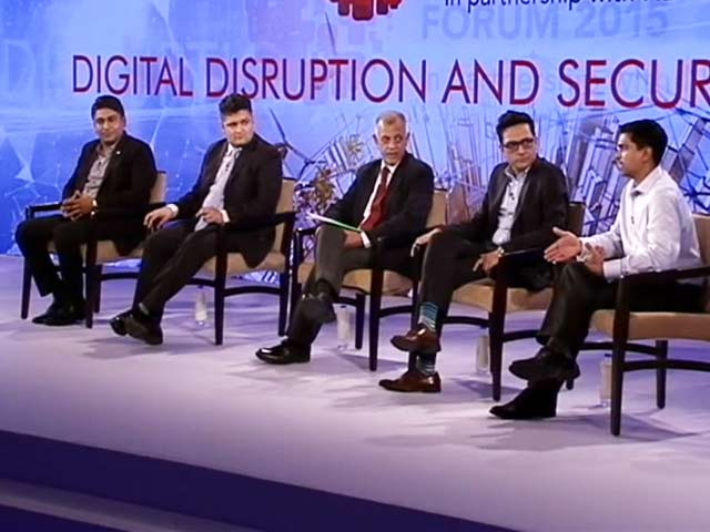 Video : Hitachi Social Innovation Forum 2015: Digital Disruption and Security Solutions