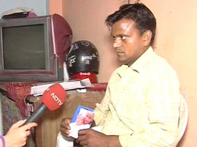 Video : A Delhi Father Who Lost Both His Children to Dengue