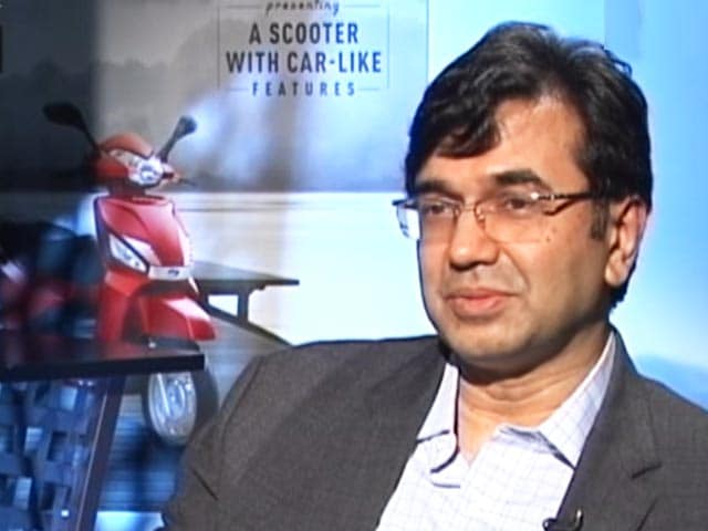 Video : Interview: Rajesh Jejurikar, President & Chief Executive, Farm Equipment & Two Wheeler, M&M