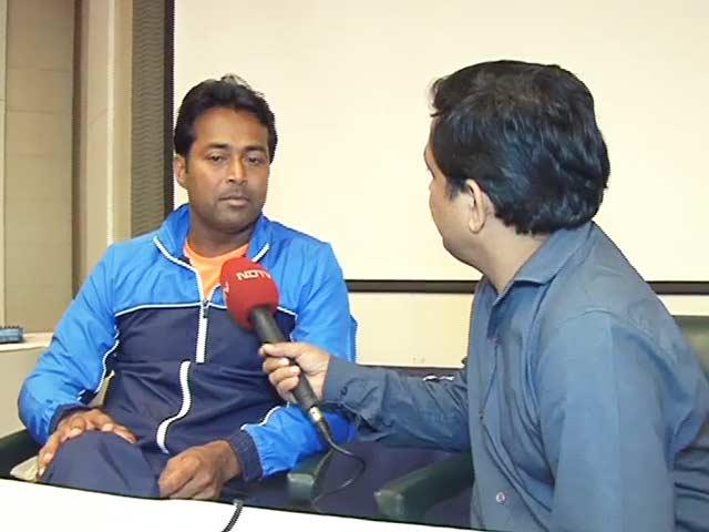 Videos : NDTV से खास बातचीत में लिएंडर पेस बोले- 'मेरी बेटी मेरी जान है'
