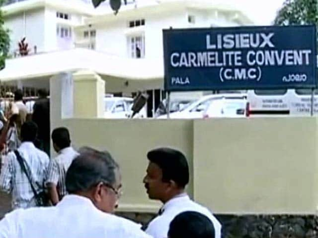 Video : Kerala Nun Found Dead in Convent; Murder Suspected