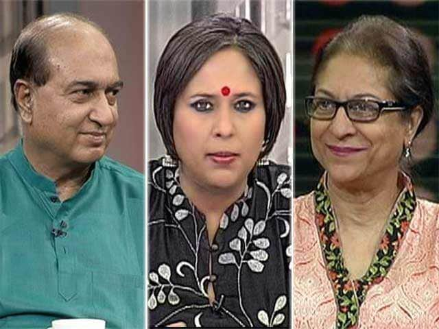 Video : PM Modi-Nawaz Sharif Should Meet, Not NSAs: Asma Jahangir