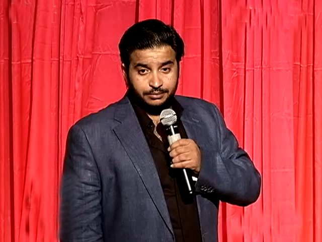 Video : Laugh Out Loud With Sundeep Sharma