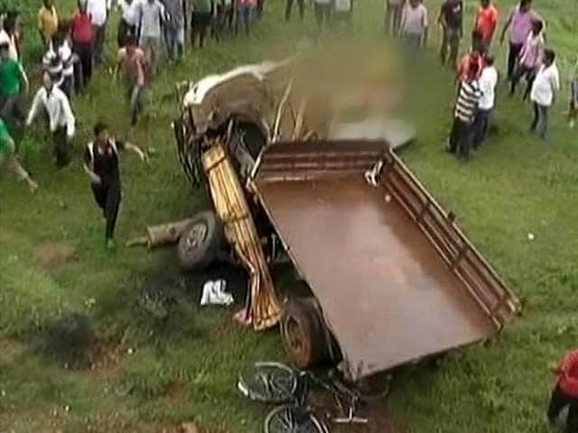 Odisha Accident: Latest News, Photos, Videos on Odisha Accident